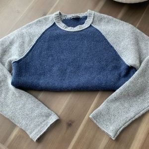NWOT James Perse Super Soft Cashmere Sweater